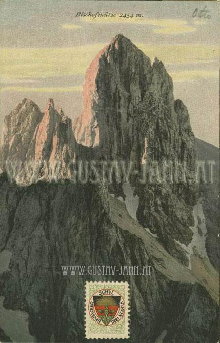 gustav jahn 1879 1919 wiener alpenmaler und alpinist. Black Bedroom Furniture Sets. Home Design Ideas